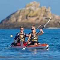Passeio em Kayak para duas pessoas!