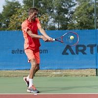 Venha aprender a jogar ténis!