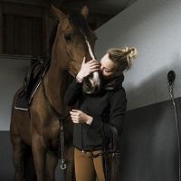 Experiência única de andar a cavalo!