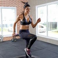 Um mês de aulas de Body Step!