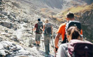 Caminhada natureza / Montanha - Canyoning